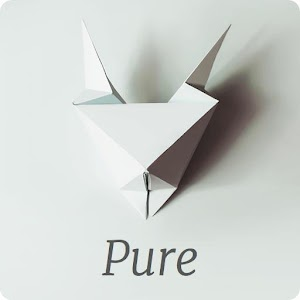 Pure Design CM Locker Theme Icon