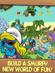 Game Smurfs' Village (apk) download gratis untuk Android/PC/Windows screenshot