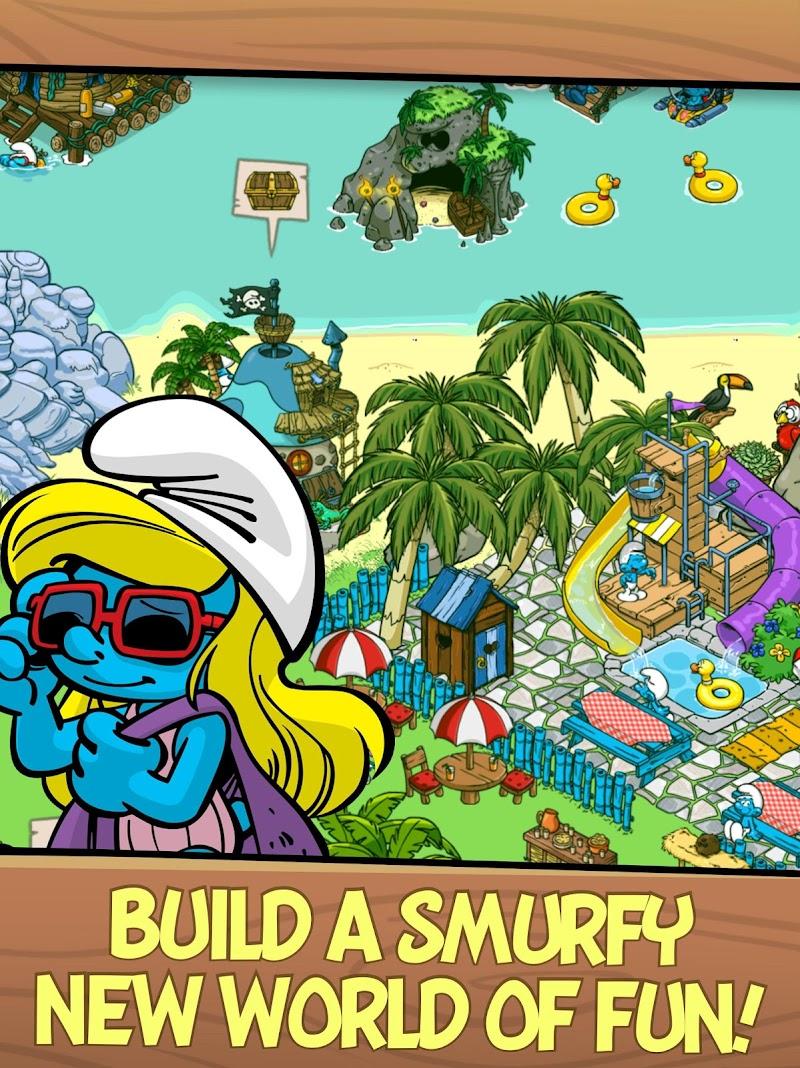 Smurfs' Village Screenshot 6