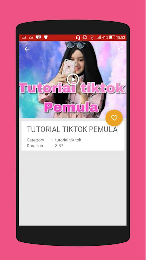 Tutorial Tik Tok 2018 - Video 3.0.0 screenshots 5