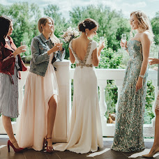 Wedding photographer Tasha Yakovleva (gaichonush). Photo of 02.07.2018