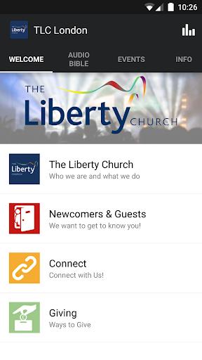 The Liberty Church