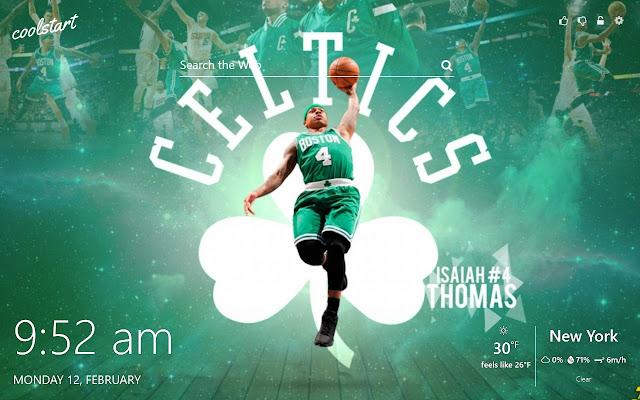 Boston Celtics HD Wallpapers NBA Theme