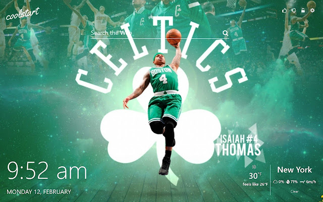 Boston Celtics Hd Wallpapers Nba Theme