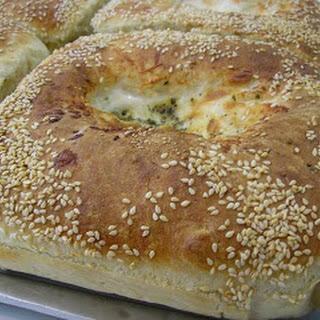 Down the Silk Road - Bucharian Bread.