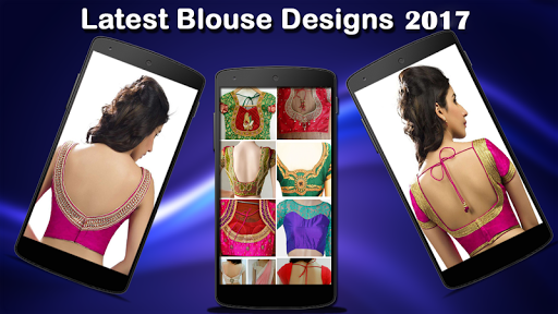 Latest Blouse Designs 1.0.1 screenshots 11