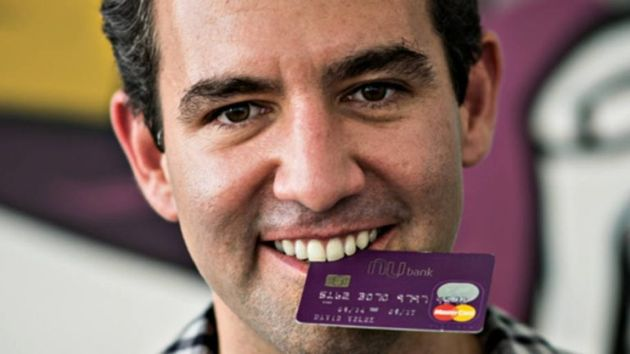 David Vélez, co fundador de Nubank