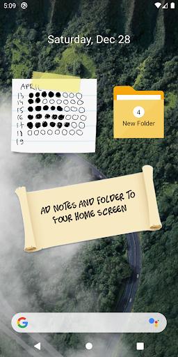Sticky Notes + Widget screenshot 2