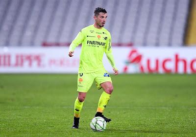 L'ancien Lyonnais Maxime D'Arpino quitte Orléans pour le KV Ostende