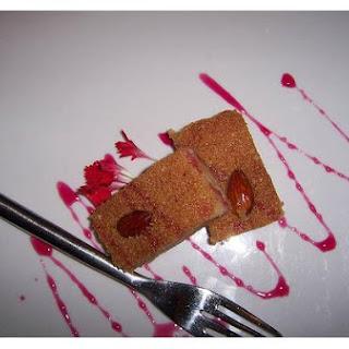 Halva Almond Dessert