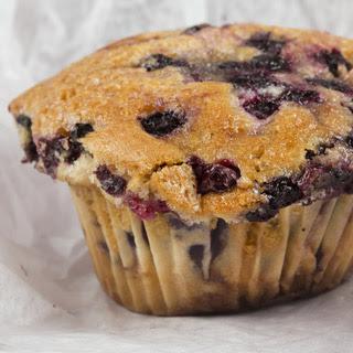 Jordan Marsh Blueberry Muffins.