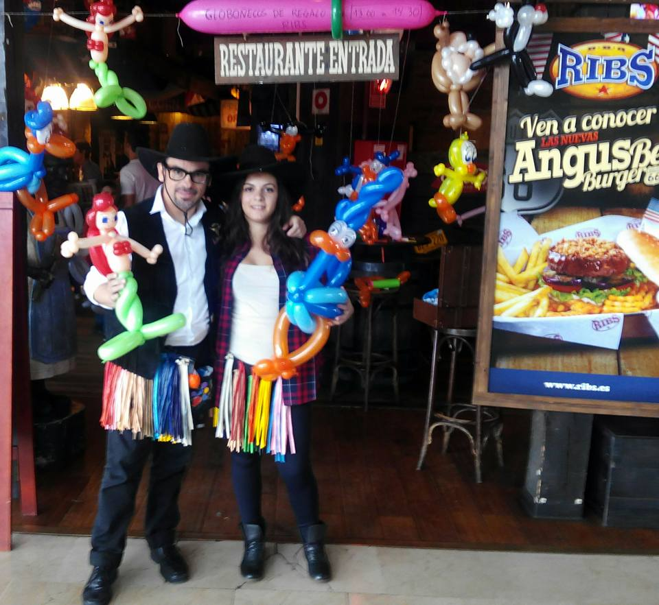 globoflexia-profesional-mago-madrid-restaurante-ribs-parque-sur-2015