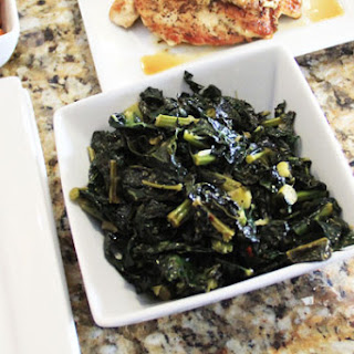 Quick & Easy Sauteed Tuscan Kale