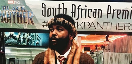 Sjava says Africans have a lot to be proud of.