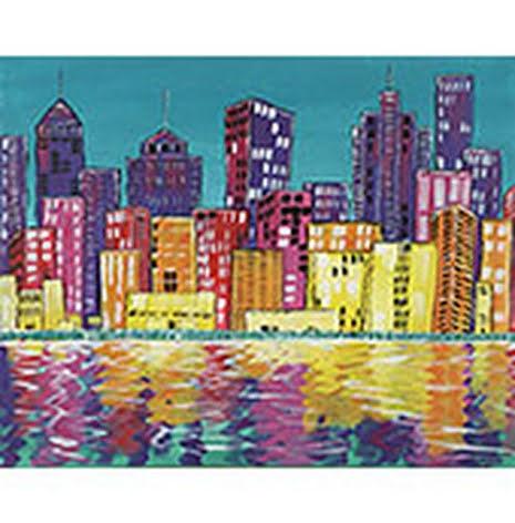 Abstract City - Set