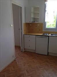 Appartement meublé 2 pièces 24 m2