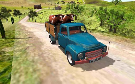 Pk Eid Animal Transport Truck screenshots 7
