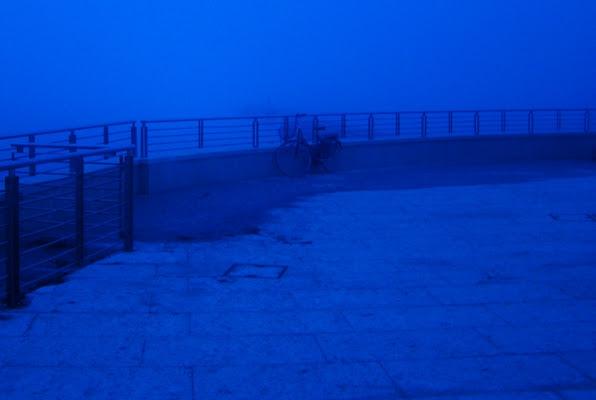 Alba con nebbia... di sybil