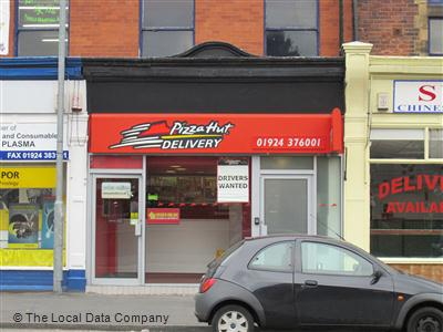 Pizza Hut Delivery On Horbury Road Pizza Takeaway In