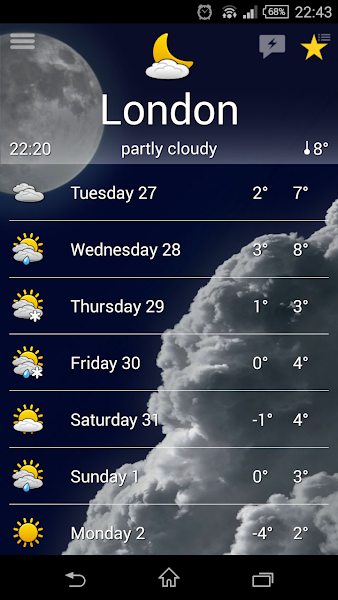 the Weather+ v2.17.1 [Patched]