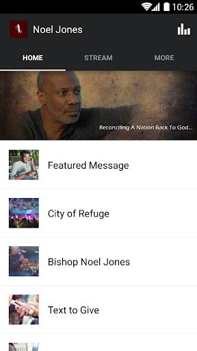 Noel Jones Ministries C.O.R.
