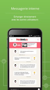 paruvendu annonces gratuites android apps on google play. Black Bedroom Furniture Sets. Home Design Ideas