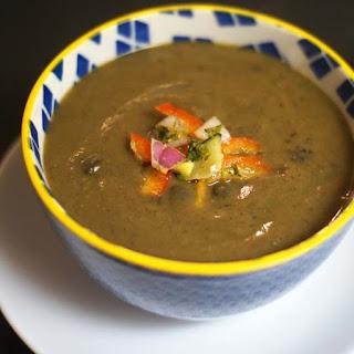 Panera Black Bean Soup