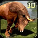 Bull Simulator - Crazy 3D Game Icon