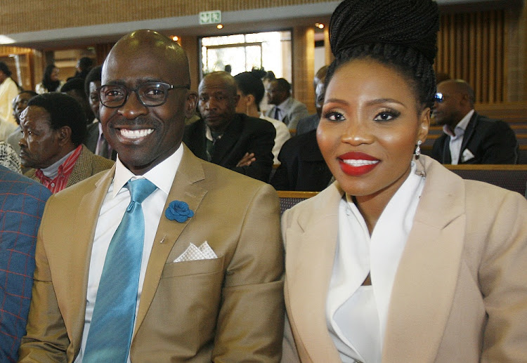Former finance minister Malusi Gigaba says his estranged wife Norma Mngoma will remain the mother of his two sons after their legal battles. File picture.