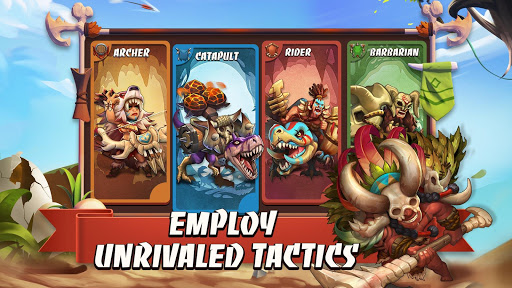 Download Primal Wars: Dino Age MOD APK 4