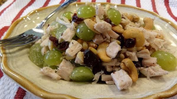 Bonnie's Chocolate Chicken Salad