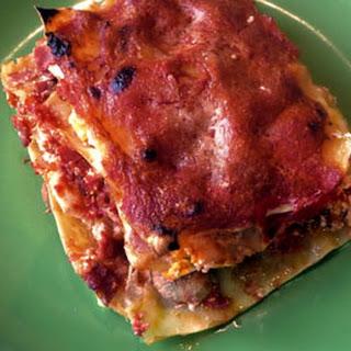 Lasagna Napoletana.