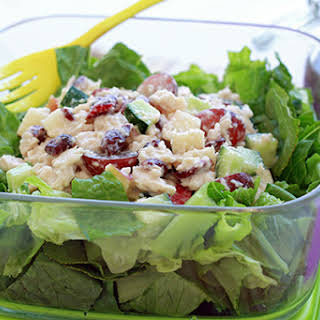 Fruity Tuna Salad.