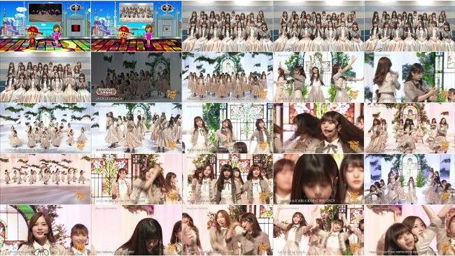 190525 (720p+1080i) 乃木坂46 Part – CDTV