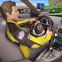 Traffic Highway Racer - Car Rider icon