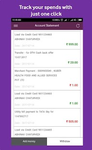 Vodafone M-Pesa Wallet- screenshot thumbnail