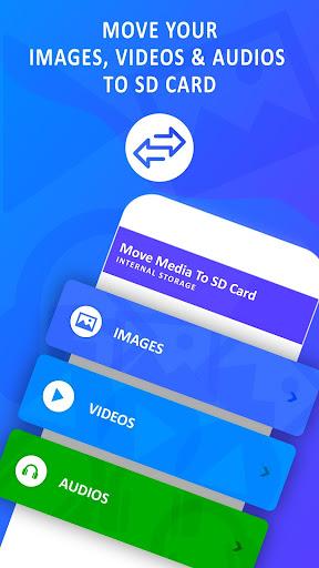 Move Media Files to SD Card: Photos, Videos, Music screenshots 2