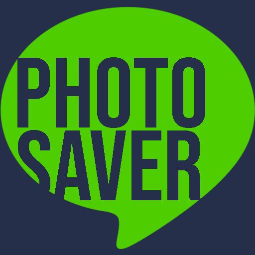 Line Photo Saver