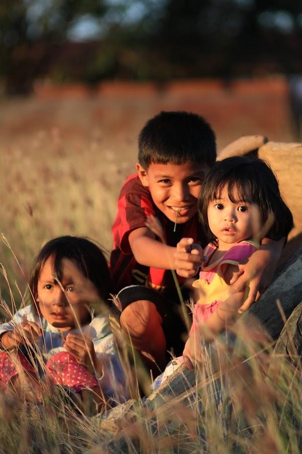Playin in Grass Filed by FJ FJ - Babies & Children Children Candids ( child, playing, grass, children, candid )