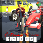 Extreme Driver Grand City Sandbox Game Icon