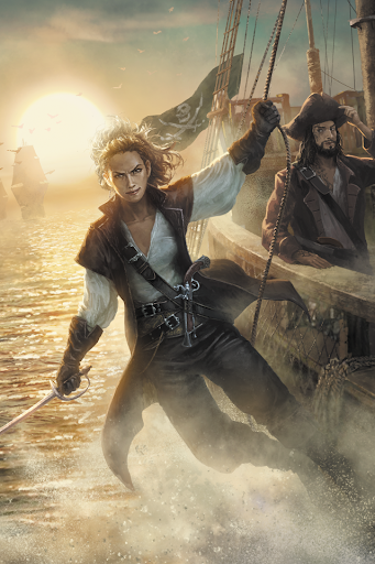 Télécharger 7th Sea: A Pirate's Pact APK MOD (Astuce) screenshots 1