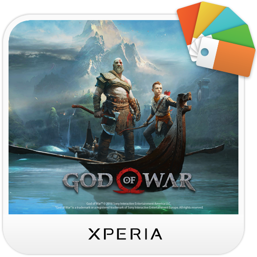 XPERIA™ God of War Theme