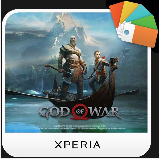 XPERIA™ God of War Theme Icon