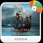 XPERIA™ God of War Theme 1.0.0