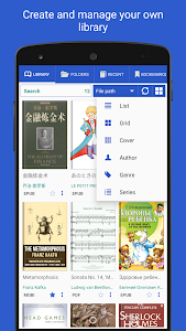 Librera PRO - eBook and PDF Reader (no Ads!) 8.3.99 (Paid) (Armeabi-v7a)