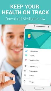 MediSafe Meds & Pill Reminder - screenshot thumbnail