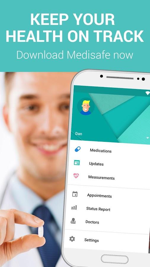 MediSafe Meds & Pill Reminder - screenshot