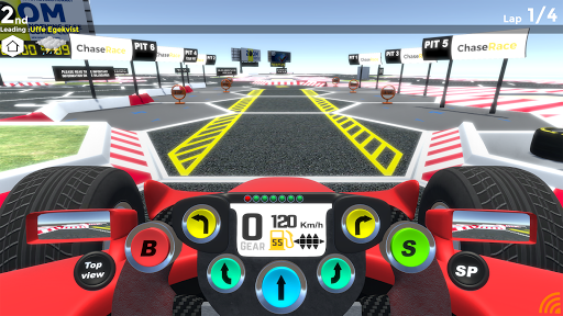 Télécharger ChaseRase Strategic e-Sport Racing Game APK MOD 2