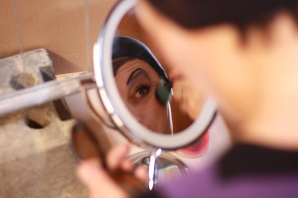 Specchio delle mie brame di madie