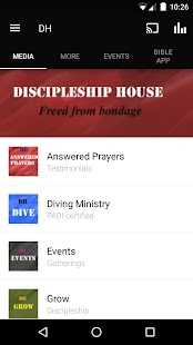 Discipleship House- screenshot thumbnail